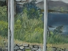 Dingle Bay, Through the Window (sold)