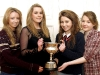 Aoife McNamara, Rheanne Breen, Kate Clancy and Fiona McDonnell