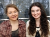Fiona McDonnell and Sarah O\'Donnell