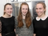 Maeve Liston, Evelyn Hurley & Aoife Goodwin-Boers