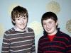 John McMahon and Eoin Caffrey